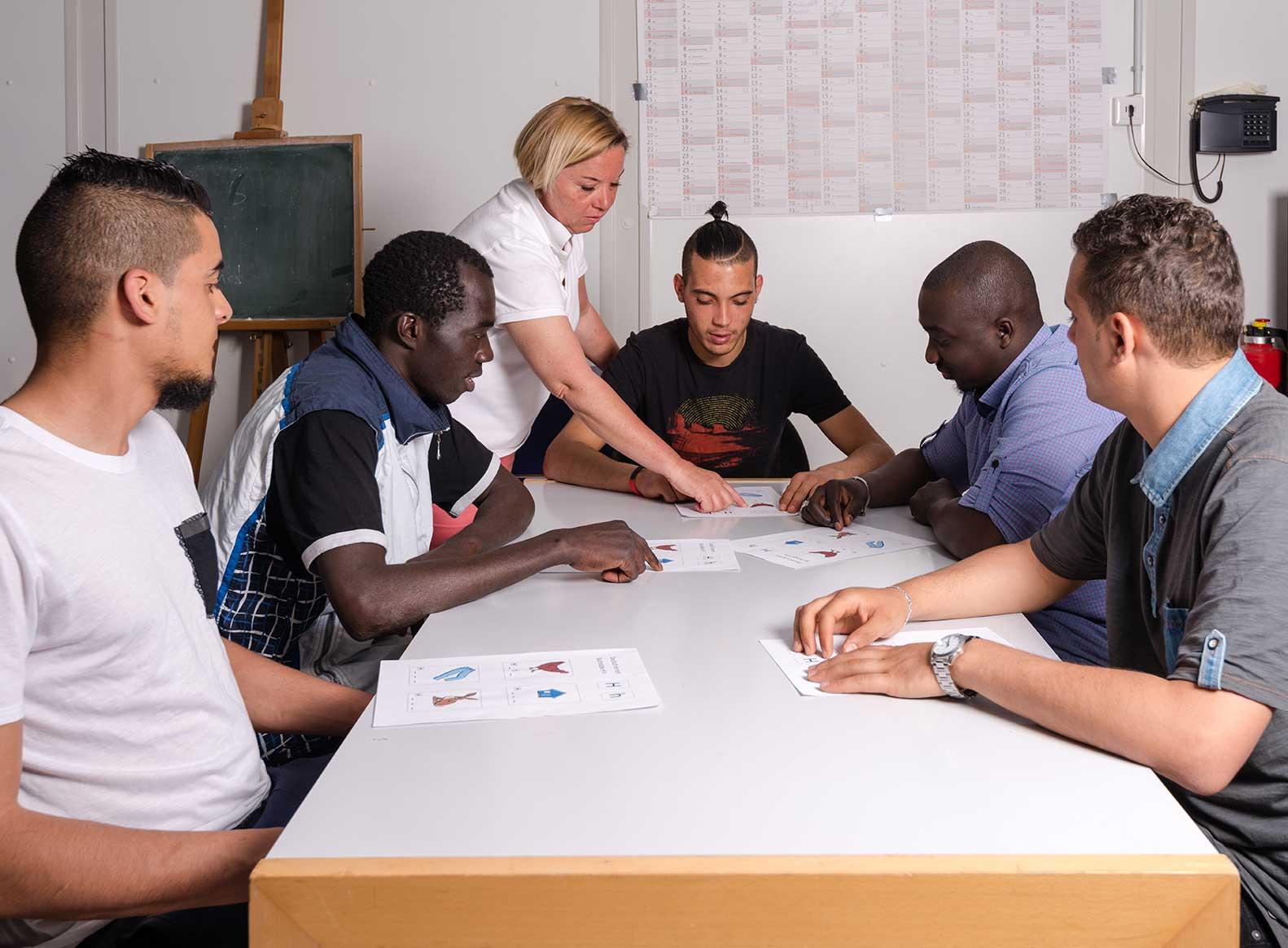 Martin Sommer Integration Zuwanderung Lernen Deutsch