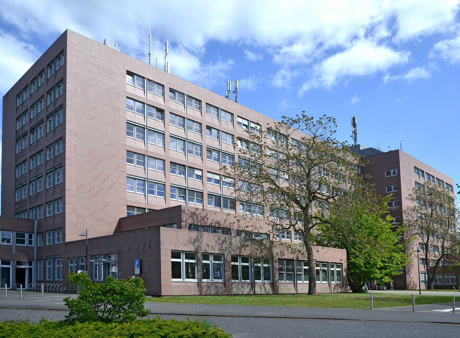 Kreishaus Steinfurt Sitz Landrat